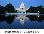united states capitol ... | Shutterstock . vector #223261177