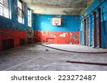 nostalgia for school and youth... | Shutterstock . vector #223272487