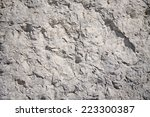 Background Of Rock. Stone...