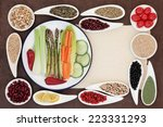 large weight loss diet health... | Shutterstock . vector #223331293