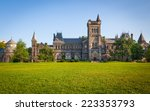 the university of toronto and... | Shutterstock . vector #223353793