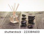 Aromatherapy Sticks And Black...