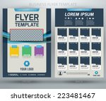 Abstract Vector Business Flyer...