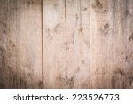 wood brown aged plank texture ... | Shutterstock . vector #223526773