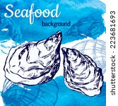 Seafood Vector Illustration....