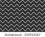 chevron seamless pattern in... | Shutterstock .eps vector #223915267