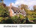 Anne Hathaway's Cottage England