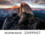 Half Dome Yosemite Np