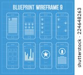 wireframe mobile app ui kit 9....