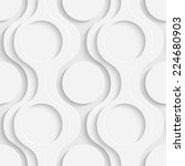 seamless disco pattern | Shutterstock .eps vector #224680903
