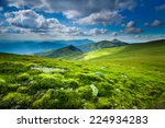 Carpatian Summer Landscape....