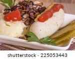 ������, ������: Bavarian or Munich sausage