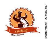 kitchen. vector format | Shutterstock .eps vector #225082507
