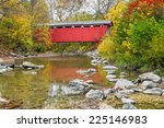 The Everett Covered Bridge...
