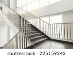 stairs in office | Shutterstock . vector #225159343