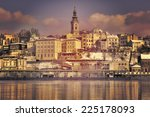 Belgrade  Serbia Old Town From...
