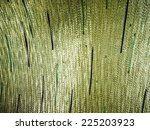 Small photo of abstract of acrylic resin as crystal wall design