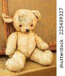 Vintage Weathered Teddy Bear...
