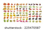 fruits | Shutterstock . vector #225470587