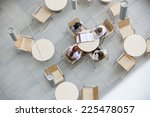 high angle view of... | Shutterstock . vector #225478057