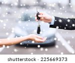 transportation  people  season... | Shutterstock . vector #225669373