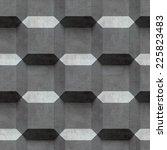 3d background  cubes  seamless | Shutterstock . vector #225823483