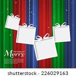 vector illustration. abstract... | Shutterstock .eps vector #226029163