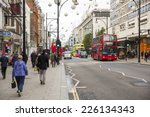 london  england   october 15 ... | Shutterstock . vector #226134343