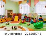 games room | Shutterstock . vector #226205743