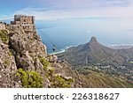 view from table mountain  cape... | Shutterstock . vector #226318627