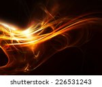 Abstract Ardent Background....