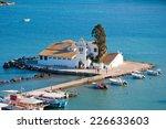 vlacheraina orthodox monastery... | Shutterstock . vector #226633603