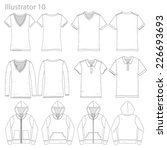 vector illustrations of various ... | Shutterstock .eps vector #226693693