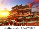 chinese ancient architecture ... | Shutterstock . vector #226790077