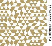 geometric vector pattern with... | Shutterstock .eps vector #226844713