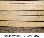 wood plank brown texture... | Shutterstock . vector #226928857
