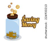 money graphic design   vector... | Shutterstock .eps vector #226933213