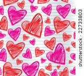 saint valentine's day....   Shutterstock .eps vector #22733803