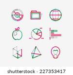 abstract company logo...