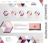 website template abstract...