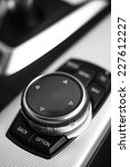 detail of some black buttons in ... | Shutterstock . vector #227612227