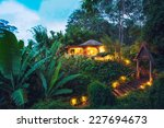 Tropical Cabin Retreat In The...