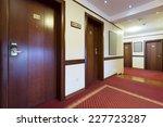 Hotel Corridor Interior