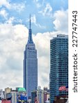 new york city   june 11  the... | Shutterstock . vector #227747443