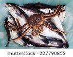 Haddock And Kamchatka Crab