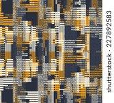 art abstract urban motif... | Shutterstock . vector #227892583