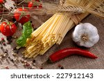 composition of traditional... | Shutterstock . vector #227912143