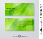 geometric design for flyers ... | Shutterstock .eps vector #228037777