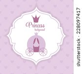 Princess Crown  Background...