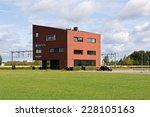 hoogeveen  netherlands   august ... | Shutterstock . vector #228105163